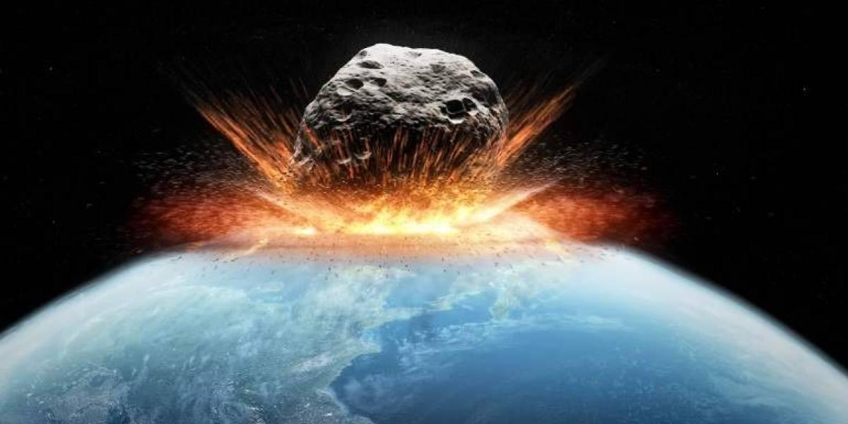 Apocalíptico estudio: ¿Que pasaría en la Tierra si cae un asteroide de grandes proporciones?