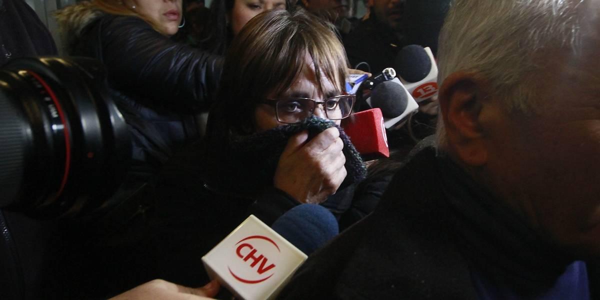 "Corte de Apelaciones deja en libertad a ""tía"" del furgón que atropelló a niña"
