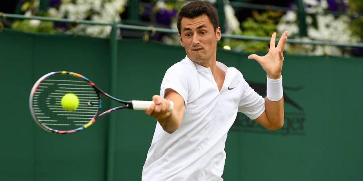 A sus 24 años, Bernard Tomic está aburrido del tenis