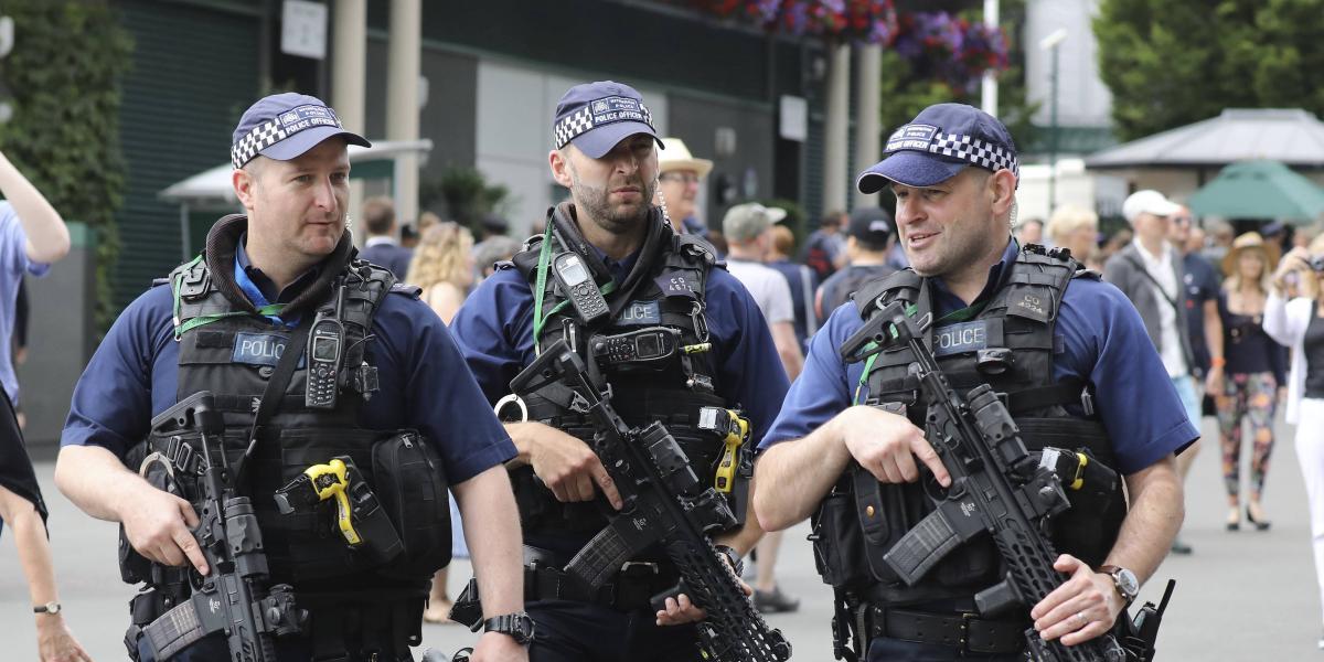 Policía de Londres libera por error a presidiario peligroso