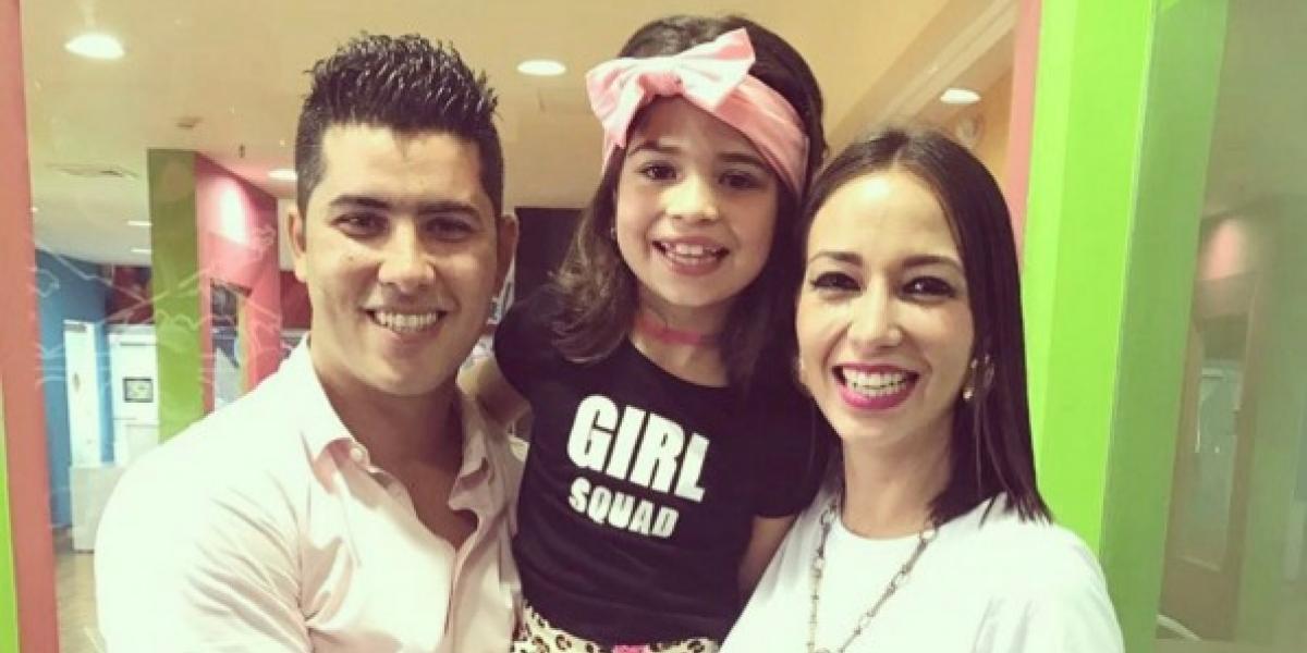 La hija de Aida Estrada tiene cuenta de Instagram y deslumbra como una pequeña modelo