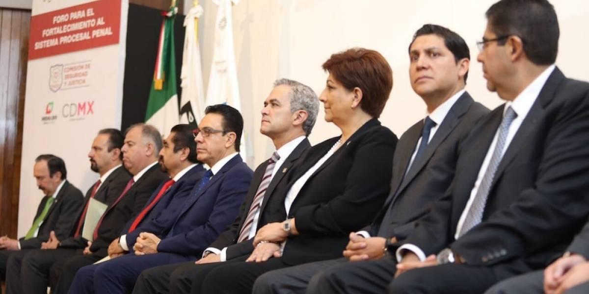 Conago alista modificaciones al Nuevo Sistema Penal Acusatorio