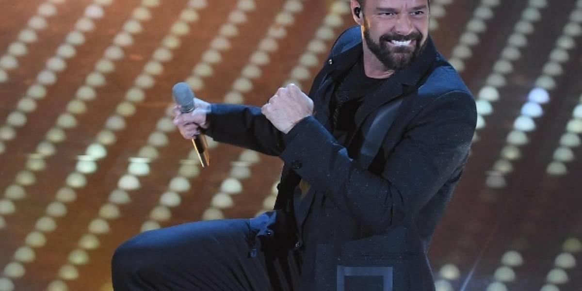 """Los hijos de Ricky Martin preguntaron por qué tienen """"dos papás"""" y esto les respondió"""
