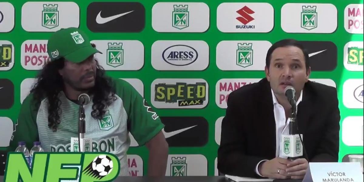 VIDEO: América a la caza de futbolista del Atlético Nacional, pero el club los bateó