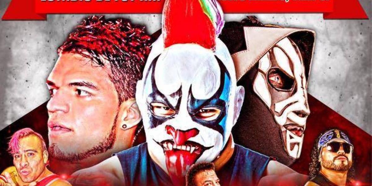 Psycho Clown y La Máscara se unirán en homenaje a Súper Porky