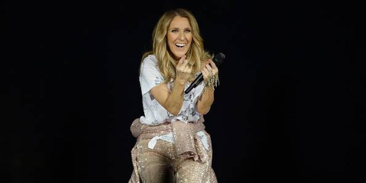 Por primera vez, Celine Dion se desnuda por completo para la revista Vogue
