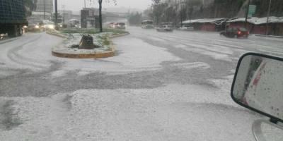 Inundaciones, deslaves y otras afectaciones deja lluvia en Edomex