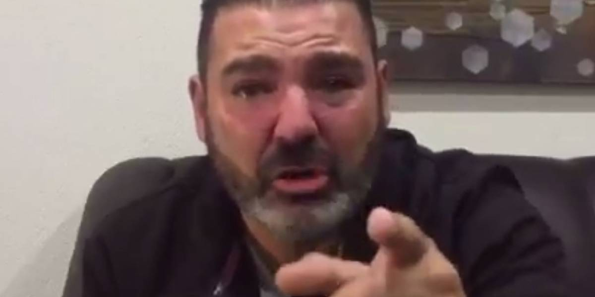 VIDEO. Desgarrador mensaje de periodista deportivo tras el asesinato de su hermana