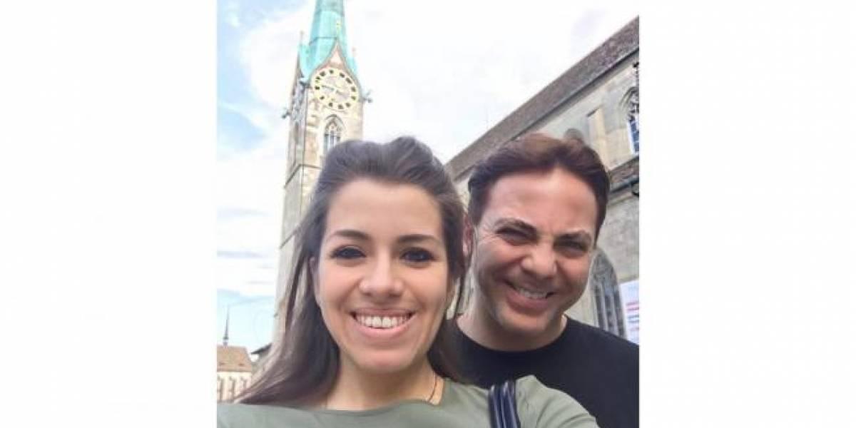 Cristian Castro reconoce que se avergüenza de su matrimonio