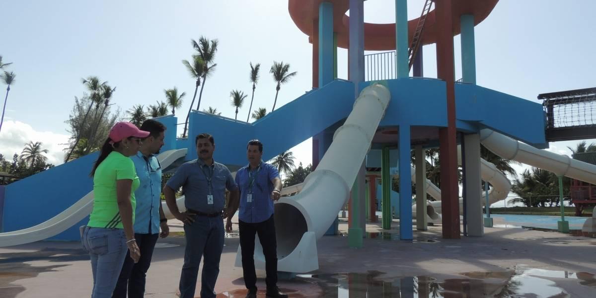Reabre parque acuático infantil en Humacao tras asignación de $20,000