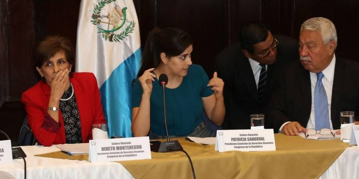 Organizaciones internacionales piden elegir responsablemente al PDH