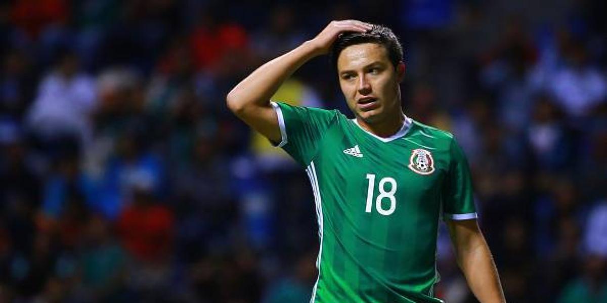 'Cubo' Torres se incorpora el jueves al Tricolor