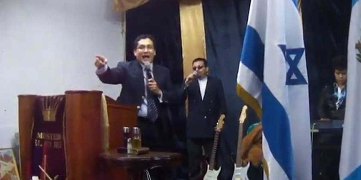Fanuel Macbanai García Morales, de predicador a director del Inacif