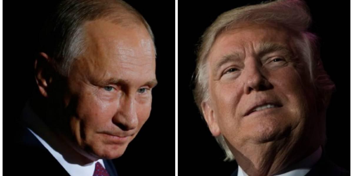 Fijan la fecha para la primera reunión entre Trump y Putin