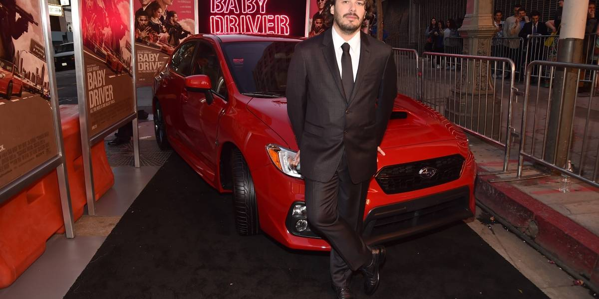 """Edgar Wright sobre porqué reclutó a Jon Hamm como jefe de cocina en """"Baby Driver"""""""