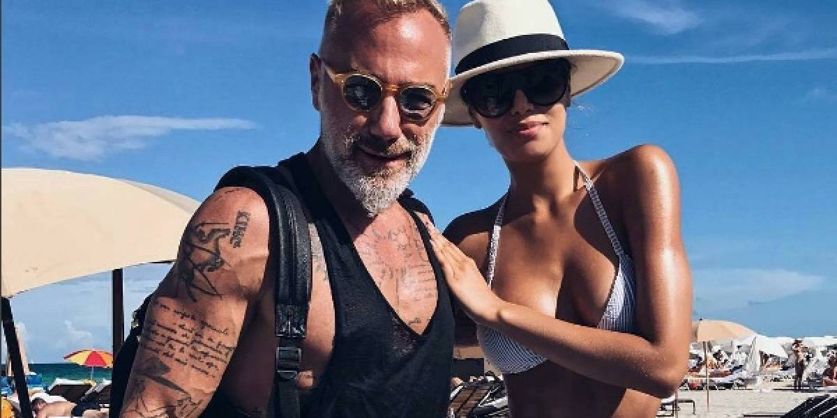 Ariadna Gutiérrez está saliendo con el famoso millonario Gianluca Vacchi