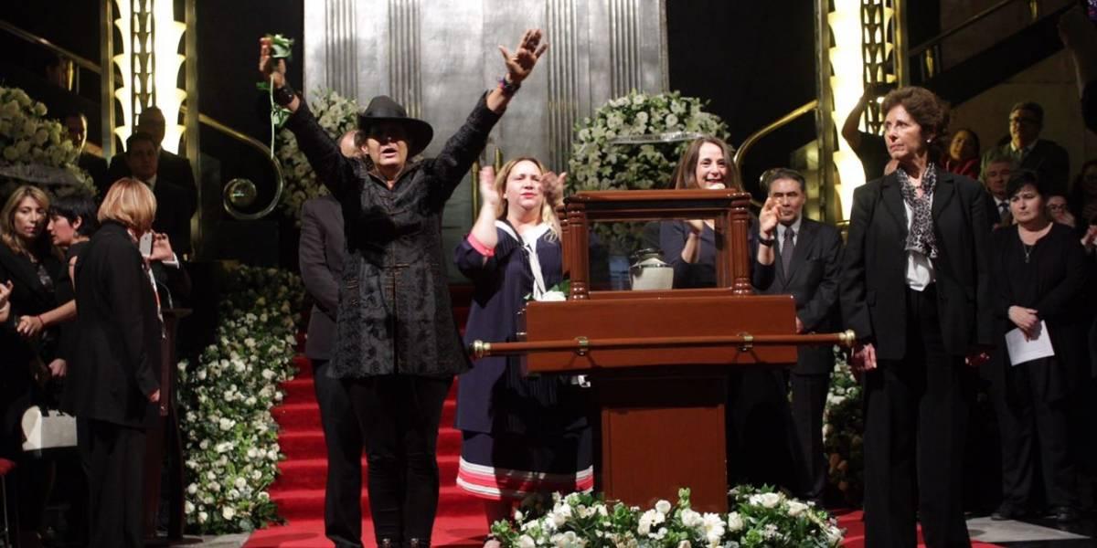 Rinden homenaje a José Luis Cuevas a Palacio de Bellas Artes