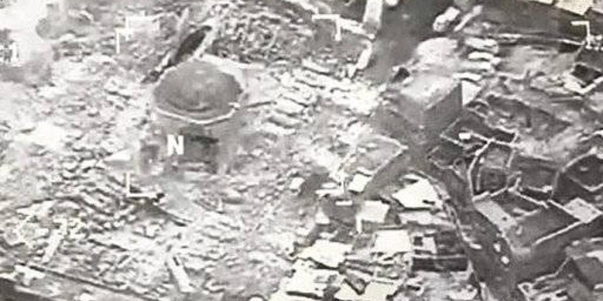 Irak pelea a muerte con el Estado Islámico