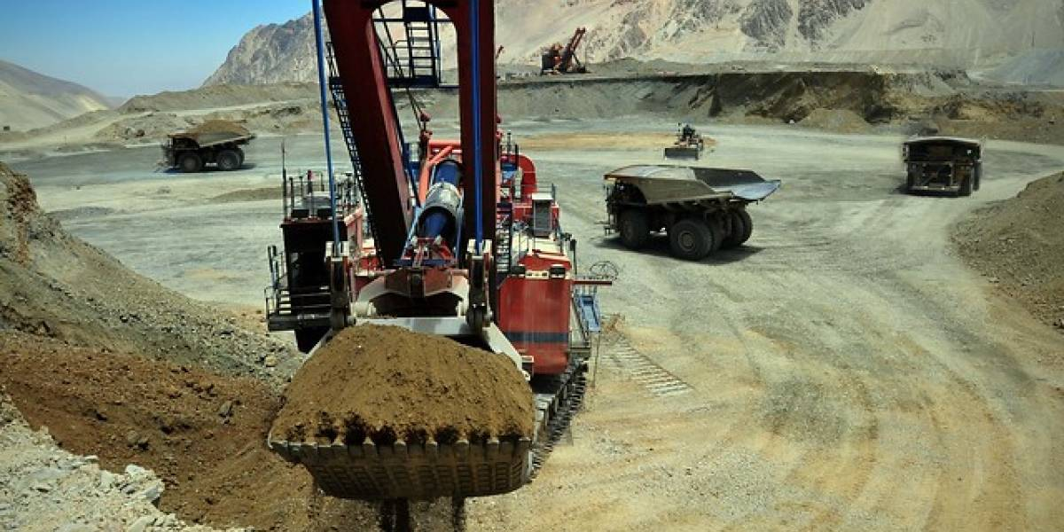 Tasa de fatalidad en minería disminuye en 52% entre 2013 y 2017