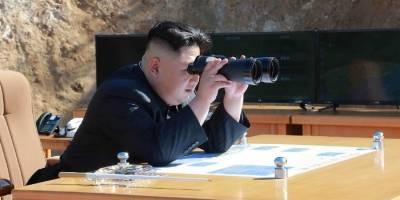 Kim Jong-un supervisa lanzamiento de misil