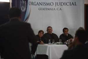 Marta Sierra de Stalling ante Cámara Penal