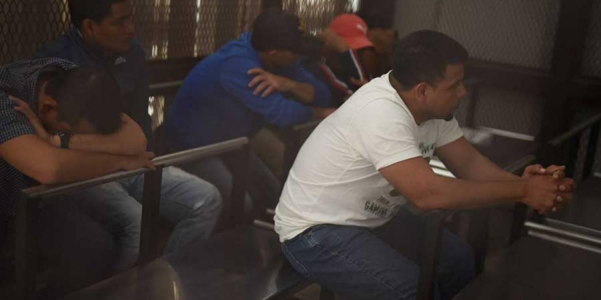 """Condenan a Manfredo Cordón, alias """"el Morado"""", y a su estructura"""