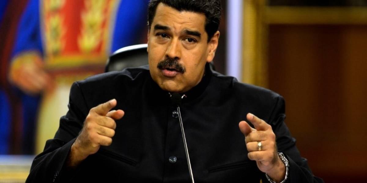 """Maduro desea que Dios """"ilumine"""" la Casa Blanca"""
