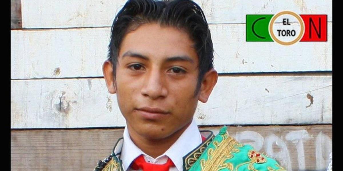 Fallece torero mexicano tras cornada en la espalda