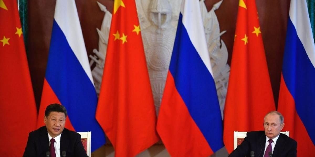 Rusia y China piden cese de provocaciones entre Corea del Norte y EEUU