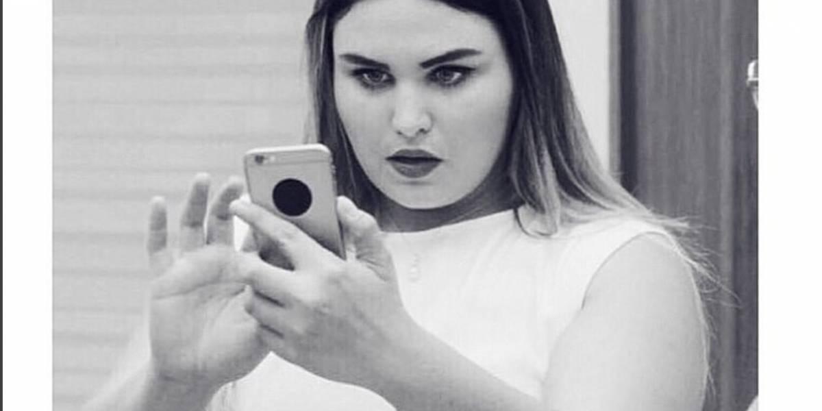Estefanía Villarreal causa furor al compartir imágenes en traje de baño