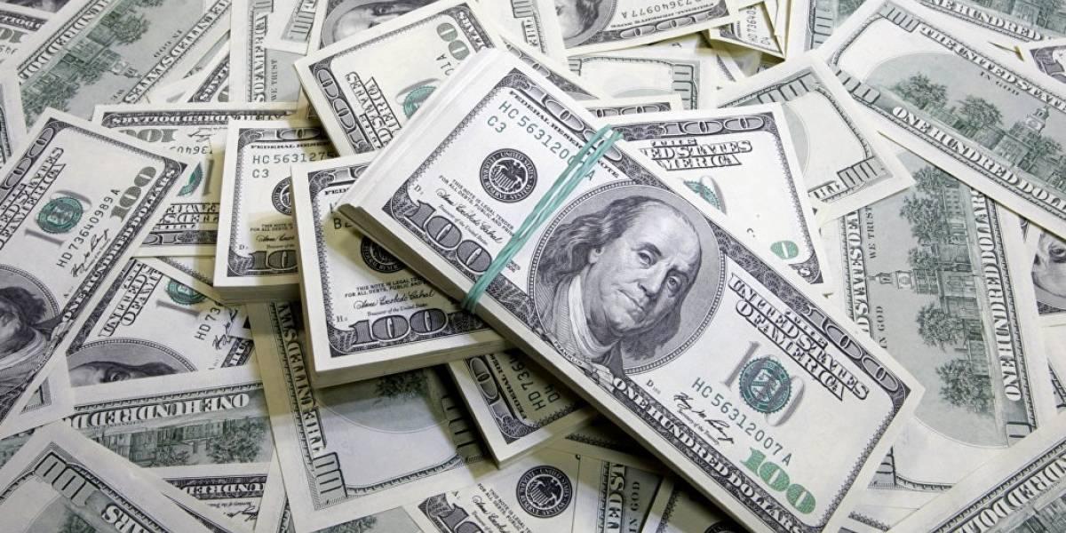 Reservas internacionales bajan a 174 mil 246 millones de dólares: Banxico