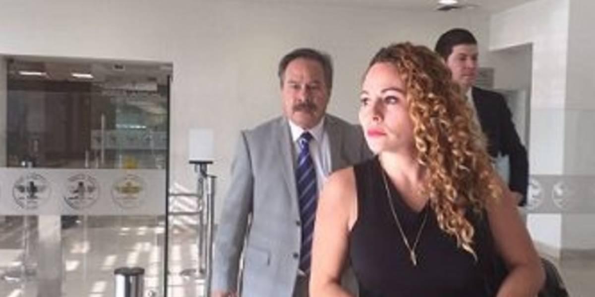 Comparece ex directora de Turismo de NL por supuestas irregularidades en sus actividades