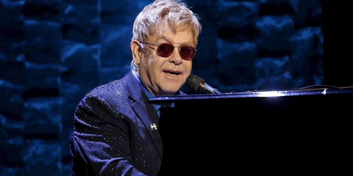 Manuscrito original da letra de 'Your Song' de Elton John vai a leilão
