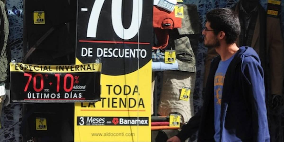 En las rebajas de verano, mexicanos sólo compran lo necesario