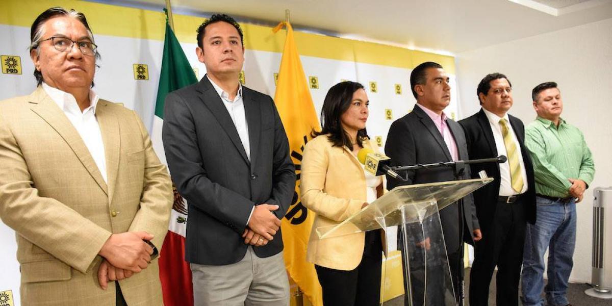 Javier Duarte debe ser trasladado a un penal de máxima seguridad: PRD