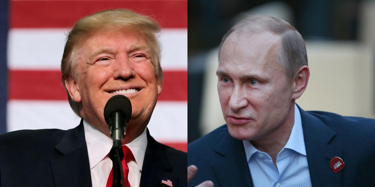 Ya hay fecha: Vladimir Putin y Donald Trump se reunirán el 7 de julio