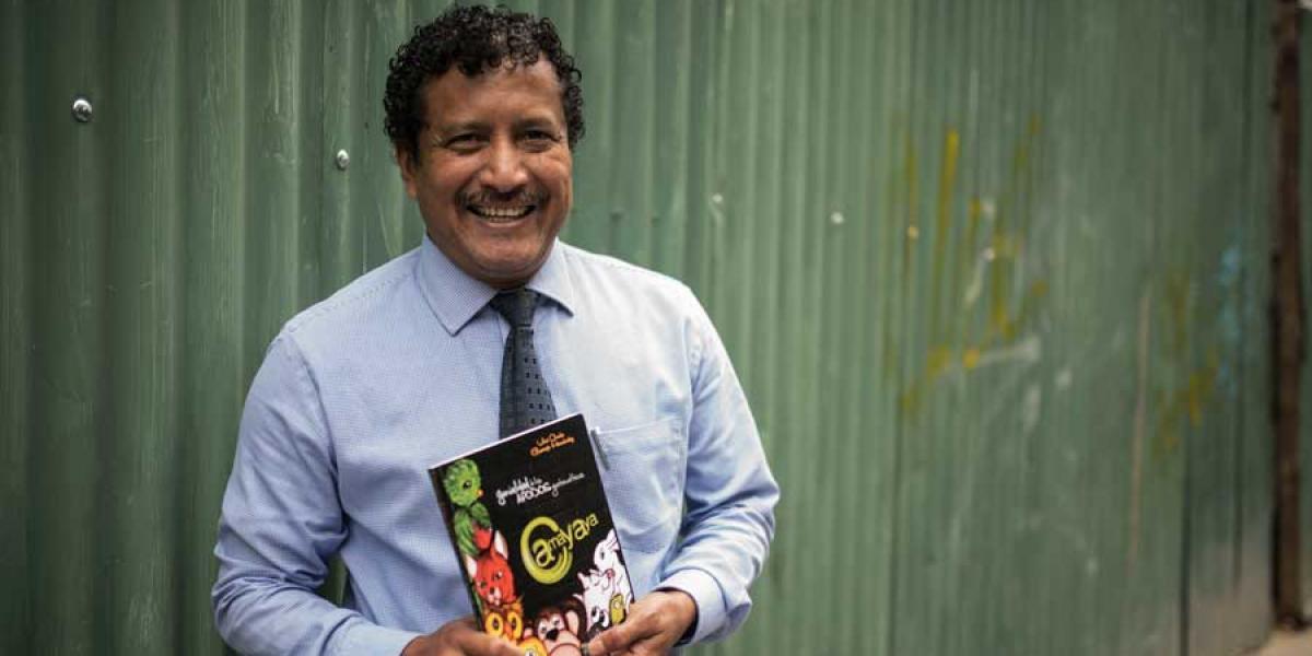 Veri Gramajo recopila apodos chapines en su libro
