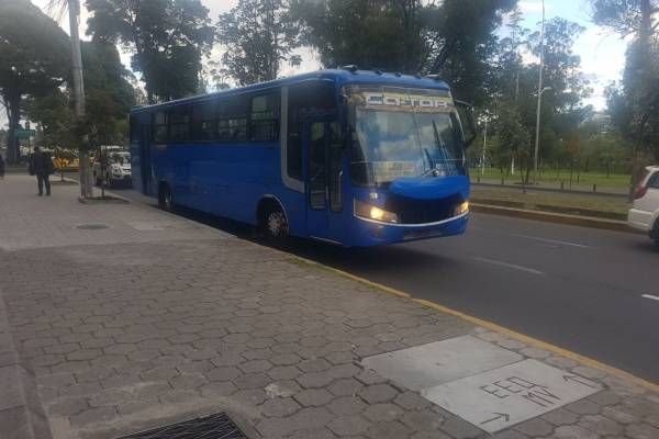 Paro de transportistas: Municipio de Quito presenta denuncia en Fiscalía