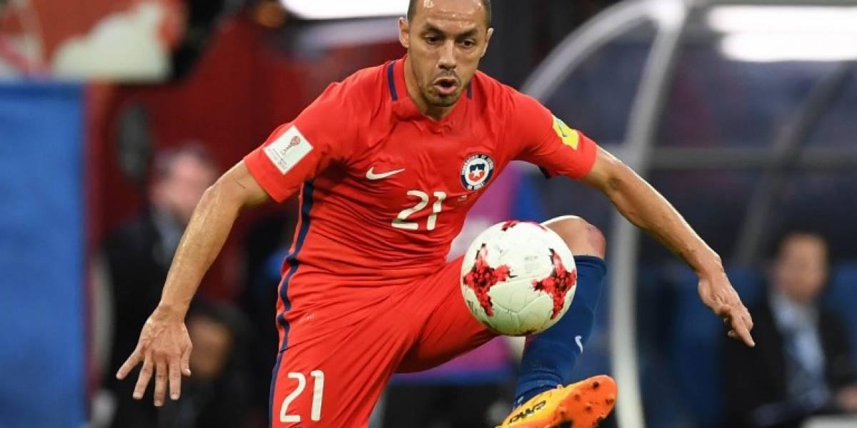 """Marcelo Díaz: """"Están haciendo todo para dejar a Chile fuera del Mundial, pero no lo van a lograr"""""""