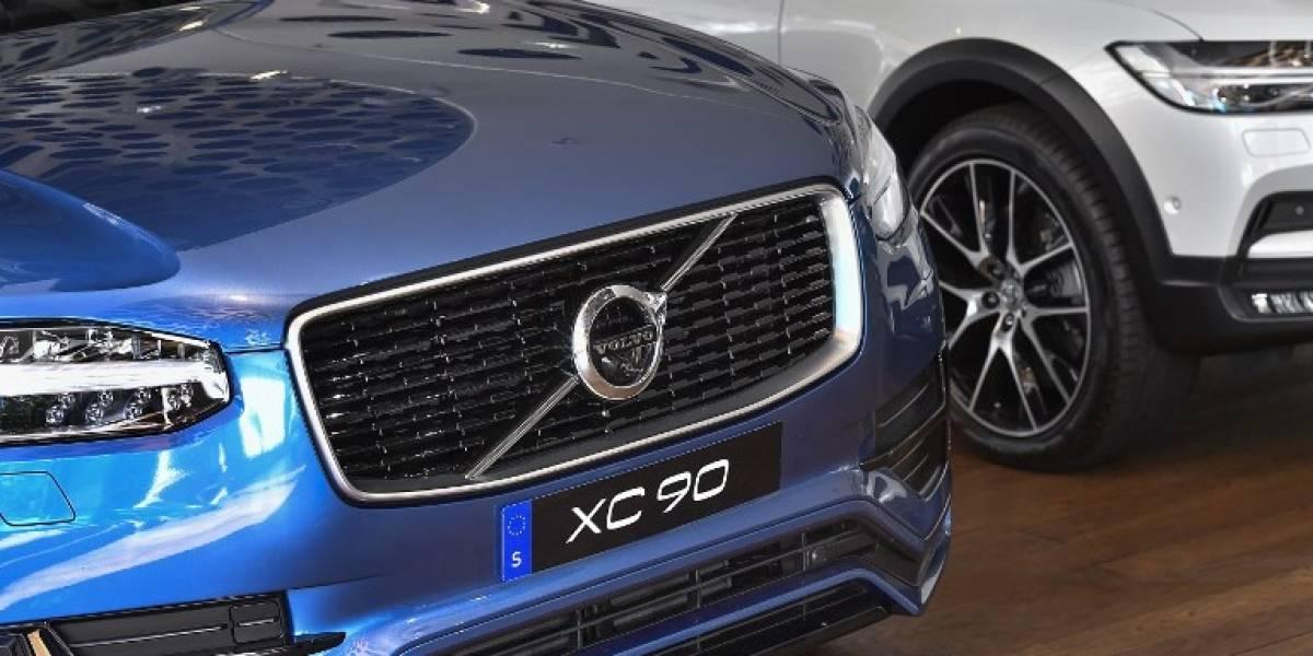 Volvo anuncia que sólo fabricará autos eléctricos o híbridos desde 2019