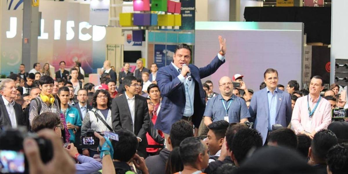 Arranca Jalisco Campus Party 2017 en la Expo Guadalajara