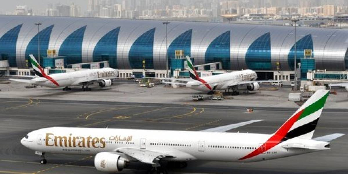 EE.UU. exime a Emirates y Turkish Airlines del veto a laptops