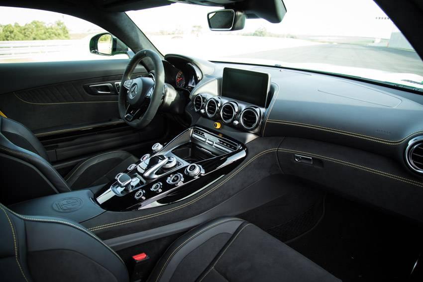 AMG GT R tem a maioria dos recursos do E 63 S | Divulgação
