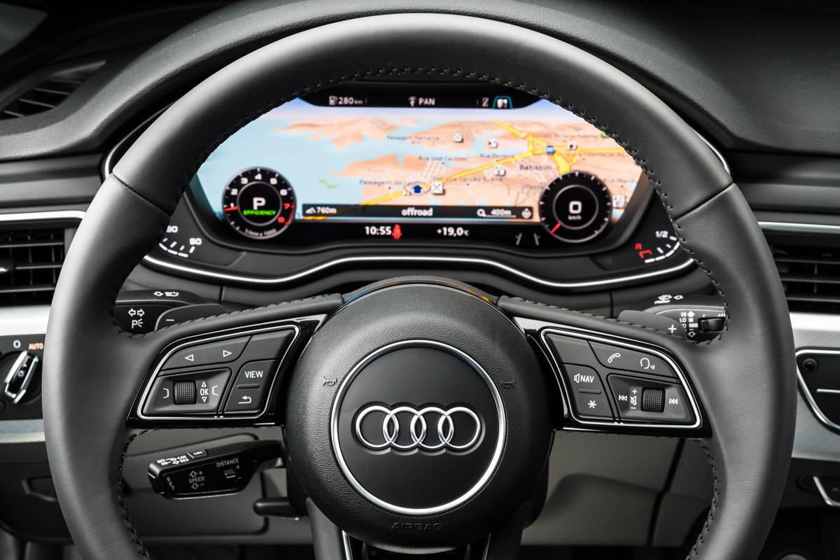Sistema auxiliar de direção é novidade | Divulgação