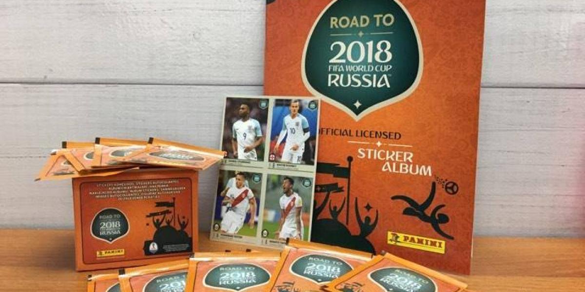 La locura del álbum del mundial ya arrancó y te puede llevar a Rusia