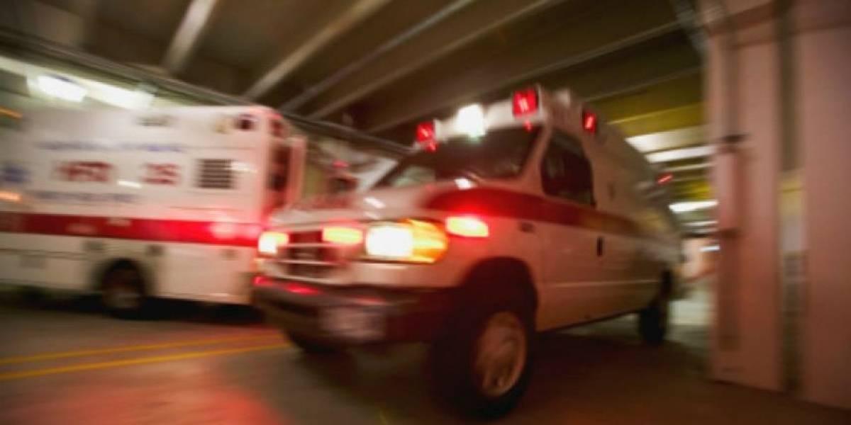 Tres heridos tras caer de carroza en Festival de las Máscaras de Hatillo