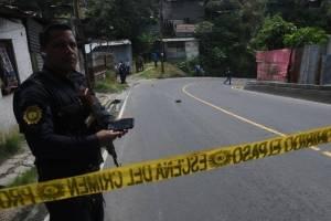 Ataque armado en Villa Nueva
