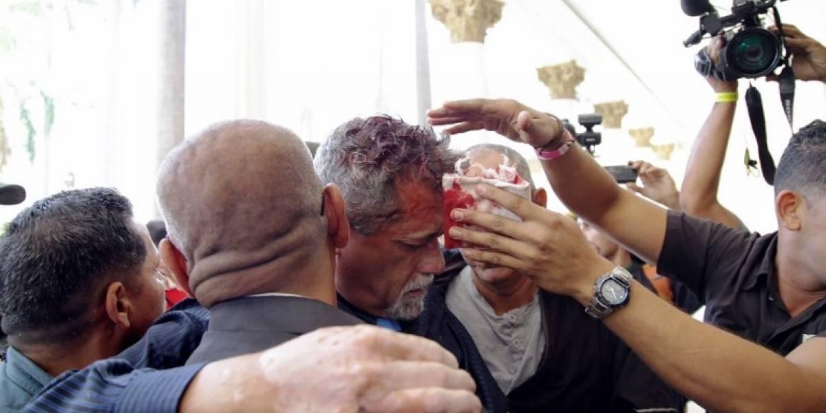 Gobierno de Guatemala lamenta y condena ataque al Parlamento venezolano
