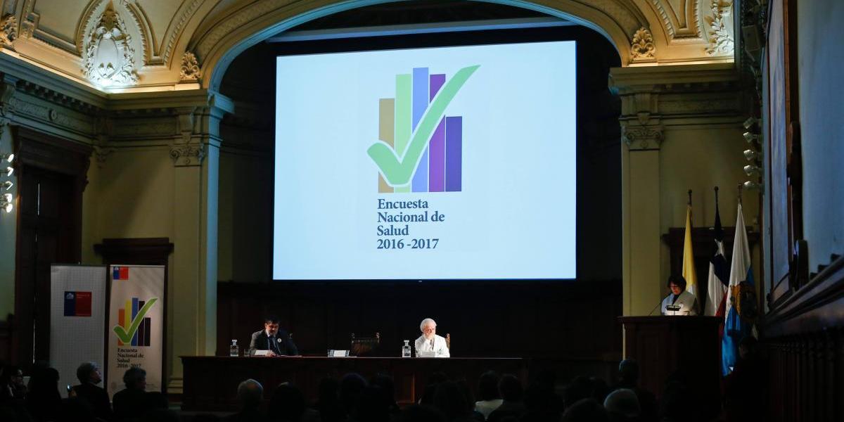 Encuesta Nacional de Salud 2016-2017 aún no tiene fecha de publicación