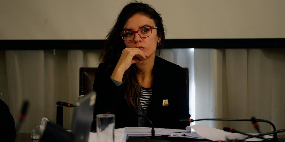 Sename: el duro tuiteo de Cecilia Pérez contra Camila Vallejo tras rechazo de informe contra Javiera Blanco